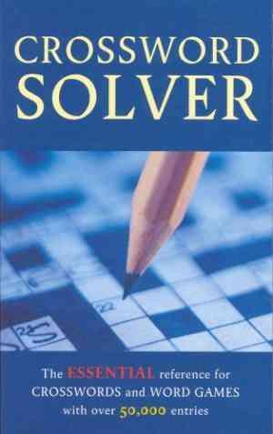 Buy Crossword Solver by Elaine Henderson online in india - Bookchor   9781405419895