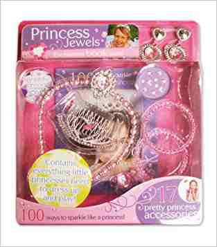 Buy Princess Jewels Large Blister Pack by Hannah Montana online in india - Bookchor   9781445404899