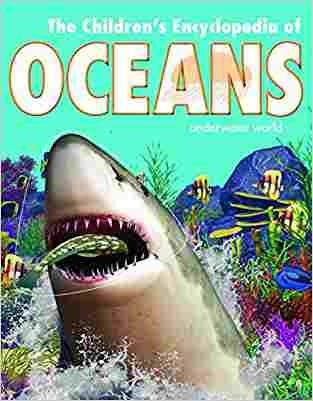 Buy THE CHILDRENS ENCYCLOPEDIA OF OCEANS by Sally Morgan online in india - Bookchor   9781445406510