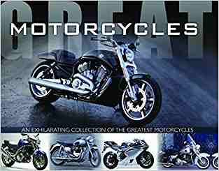 Buy Great Motorcycles by Hannah Montana online in india - Bookchor | 9781445428895