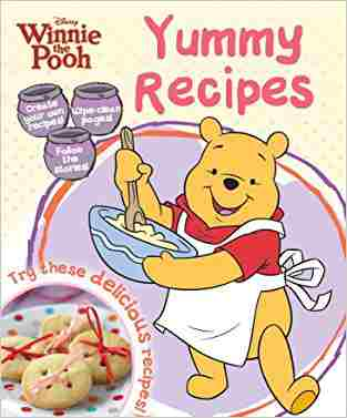 Buy Poohs Yummy Cookbook by Hannah Montana online in india - Bookchor | 9781445429007
