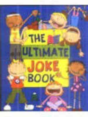 Buy The Ultimate Book of Jokes by Hannah Montana online in india - Bookchor | 9781405416023