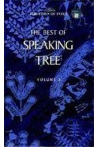 Buy The Best of Speaking Tree: v. 3 by Times of India online in india - Bookchor | 9789380942087