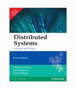 Buy Distributed Systems by Coulouris online in india - Bookchor | 9788131718407