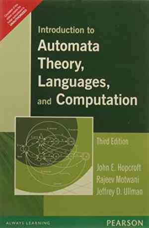 Buy Automata Theory Language And Computation by Hopcroft online in india - Bookchor | 9788131720479