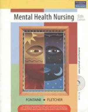 Buy Mental Health Nurshing Wcd by Karen Lee Fontaine online in india - Bookchor | 9788131724187