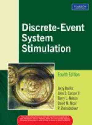 Buy Discrete Event System Stimulation by Jerry Banks online in india - Bookchor   9788177585919
