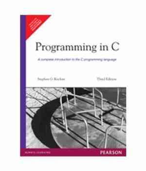 Buy Programming In C by Stephen Kochan online in india - Bookchor | 9788131713518