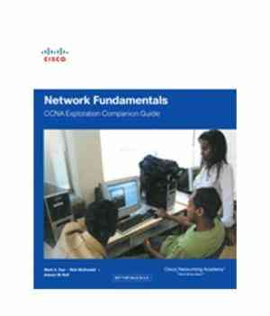 Buy Network Fundamentals CCNA Exploration Companion Guide (With CD) by Mark Dye online in india - Bookchor | 9788131719824