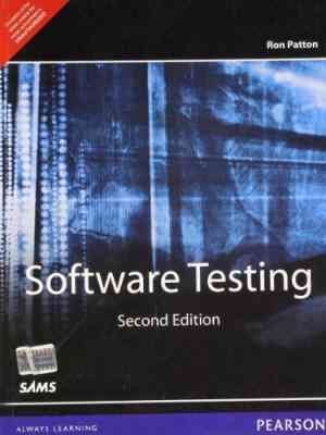 Buy Software Testing by Patton online in india - Bookchor   9788177580310