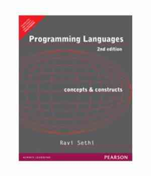 Buy Programming Languages : Concepts & Constructs by Ravi Sethi online in india - Bookchor   9788177584226