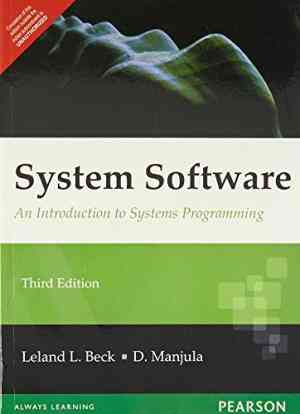 Buy System Software: An Introduction to Systems Programming by Beck online in india - Bookchor   9788177585551