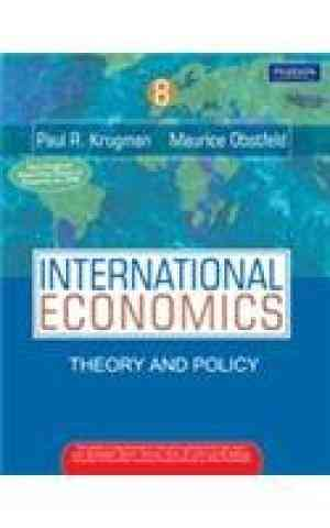 Buy International Economics: Theory and Policy, 8e by Paul R. Krugman online in india - Bookchor   9788131725634