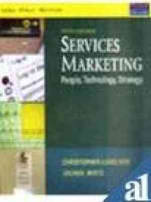 Buy Services Marketing People, Technology, Strategy, 5e  by Lovelock online in india - Bookchor   9788177584509