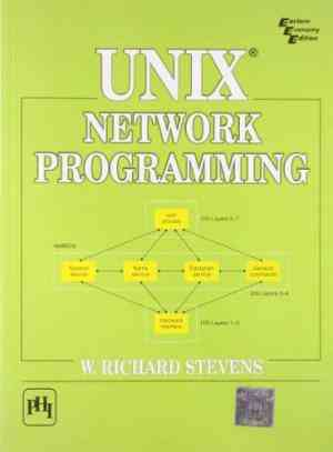Buy Unix Network Programming by Stevens online in india - Bookchor   9788120307490