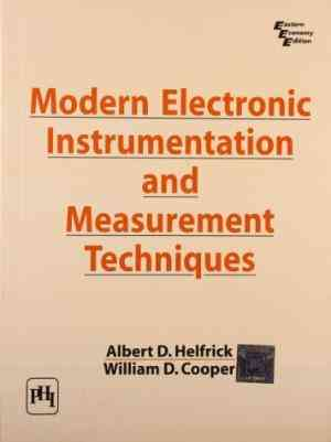 Buy Modern Electronic Instrumentation And Measurement Techniques by Helfrick online in india - Bookchor   9788120307520