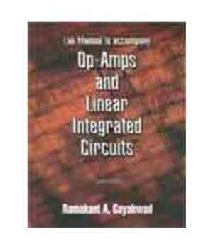 Buy Op Amps And Linear Integrated Circuits, 3E by Gayakwad online in india - Bookchor   9788120308077