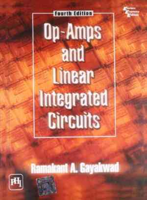 Buy Op Amps And Linear Integrated Circuits by Gayakwad online in india - Bookchor   9788120320581