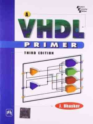 Buy A Vhdl Primer by Bhasker online in india - Bookchor | 9788120323667