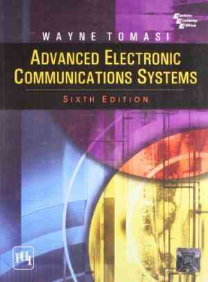 Buy Advanced Electronic Communications Systems by Tomasi online in india - Bookchor   9788120324978