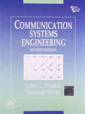 Buy Communication Systems Engineering by Proakis online in india - Bookchor | 9788120327504