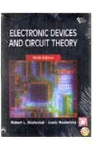 Buy Electronic Devices & Circuit Theory, 9E by Nashelsky online in india - Bookchor | 9788120329676