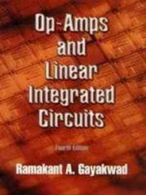 Buy Op amps & Linear Integrated Circuits by Ram Gayakwad online in india - Bookchor   9788131702284