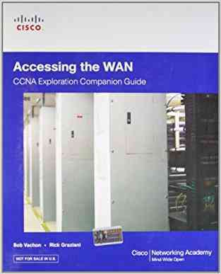 Buy Accessing The Wan, Ccna Exploration Companion Guide by Bob Vachon online in india - Bookchor | 9788131721957
