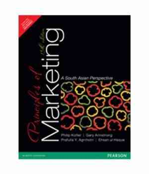 Buy Principles of Marketing: A South Asian Perspective by Philip Kotler online in india - Bookchor | 9788131731017