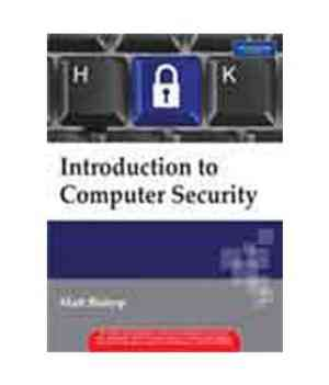 Buy Introduction To Computer Security by Bishop online in india - Bookchor   9788177584257