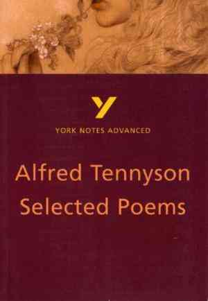Buy Selected Poems of Tennyson: York Notes Advanced by Dr Glennis Byron online in india - Bookchor   9780582424838