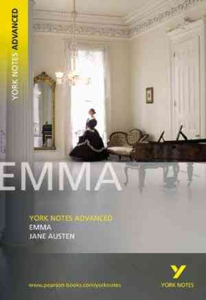 Buy Emma: York Notes Advanced by Jane Austen online in india - Bookchor   9781405801720