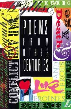 Buy Poems from Other Centuries by Adrian Tissier online in india - Bookchor | 9780582225855