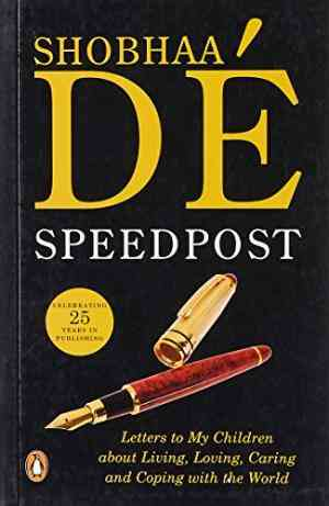 Buy Speedpost. Shobha D by Shobhaa Dé online in india - Bookchor | 9780140293173