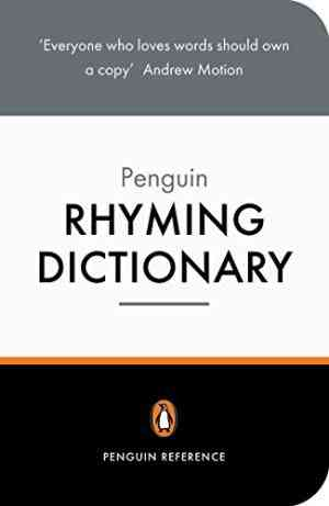 Buy The Penguin Rhyming Dictionary by Rosalind Fergusson online in india - Bookchor | 9780140511369