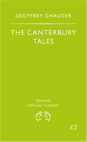 Buy Canterbury Tales by Geoffrey Chaucer online in india - Bookchor | 9780140622072