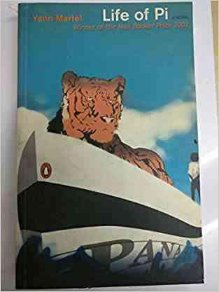 Buy Life of Pi by Yann Martel online in india - Bookchor   9780143028482