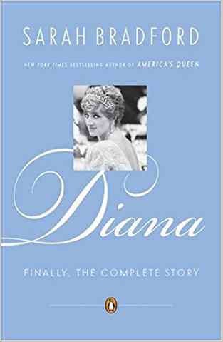 Buy Diana by Sarah Bradford online in india - Bookchor | 9780143112464