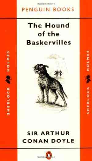 Buy The Hound of the Baskervilles by Arthur Conan Doyle online in india - Bookchor | 9780140001112