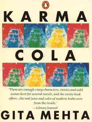 Buy Karma Cola by Gita Mehta online in india - Bookchor | 9780140236835