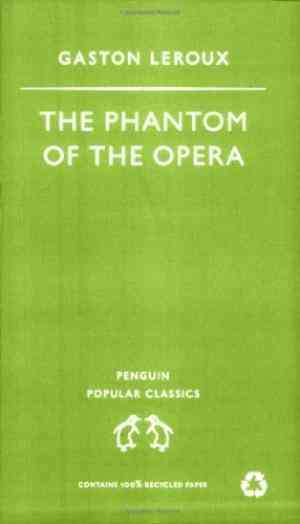 Buy Phantom of the Opera by Gaston Leroux online in india - Bookchor   9780140621747