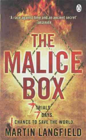 Buy Malice Box by Martin Langfield online in india - Bookchor   9780141025063