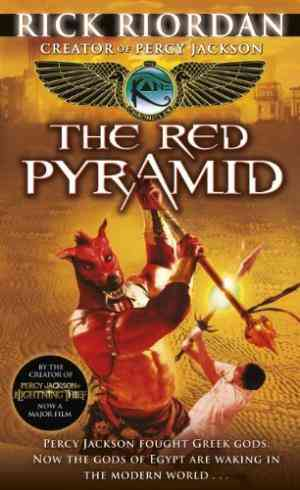 Buy The Red Pyramid by Rick Riordan online in india - Bookchor | 9780141384955