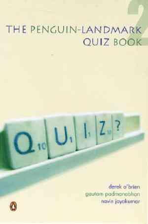Buy The Landmark Quiz Book by Derek OBrien online in india - Bookchor | 9780143100386