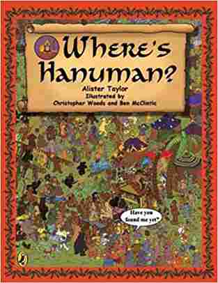 Buy Wheres Hanuman? by Alister Taylor online in india - Bookchor   9780143331087