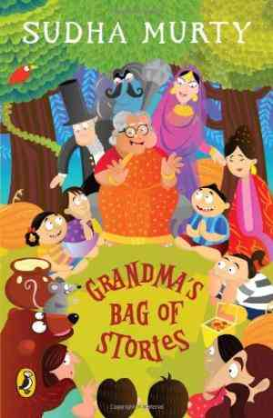 Buy Grandmas Bag of Stories by Sudha Murty online in india - Bookchor | 9780143332022