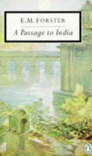 Buy A Passage to India by E. M. Forster online in india - Bookchor   9780140180763