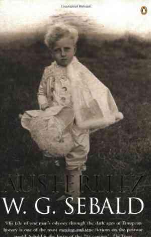 Buy Austerlitz by W. G. Sebald online in india - Bookchor | 9780140297997