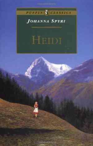 Buy Heidi by Johanna Spyri online in india - Bookchor | 9780140366792