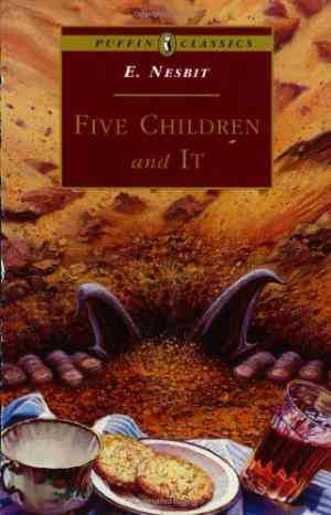 Buy Five Children and It by E. Nesbit online in india - Bookchor   9780140367355